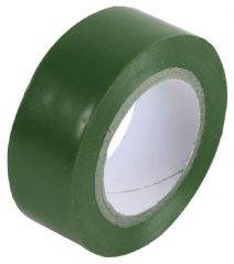 PRO POWER SH5005GRN  Insulation Tape 19Mm X 8M Green